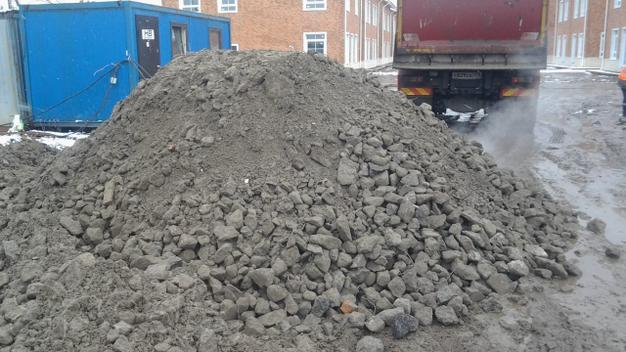 Бой бетона самовывоз панели керамзитобетон