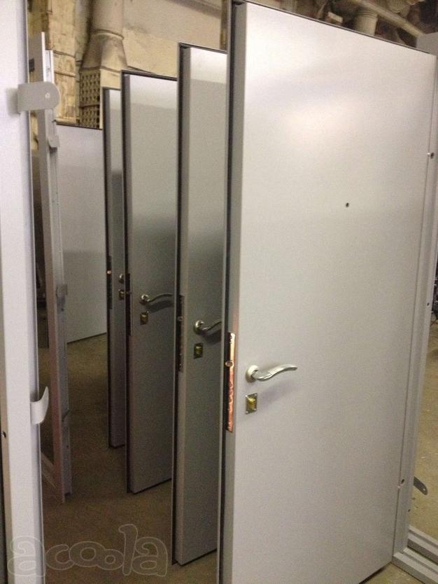 двери металлические на квартиру